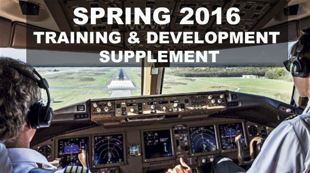 Spring 2016 Training and Development Supplement