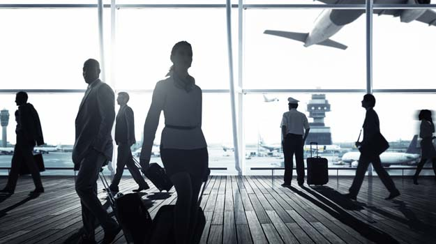 What is required to work in Aviation Business Services