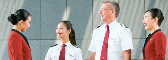 jobs with hong kong dragon airlines ltd