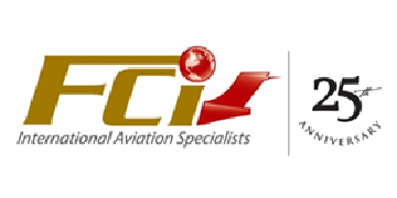 Flight Crew International (FCI) logo