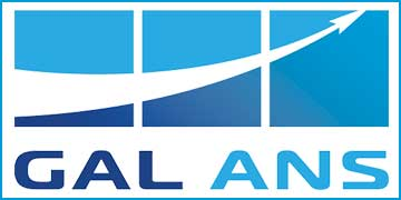 GAL Air Navigation Services logo