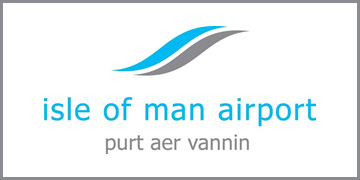 Isle of Man Airport logo