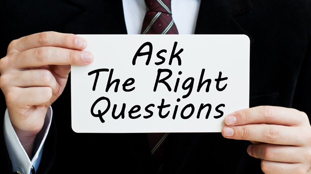 questions to ask when being interviewed